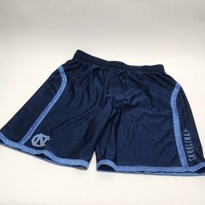 5b3ee25219a150 Nike Shorts - Nike Air Jordan UNC North Carolina Tarheels Sz L